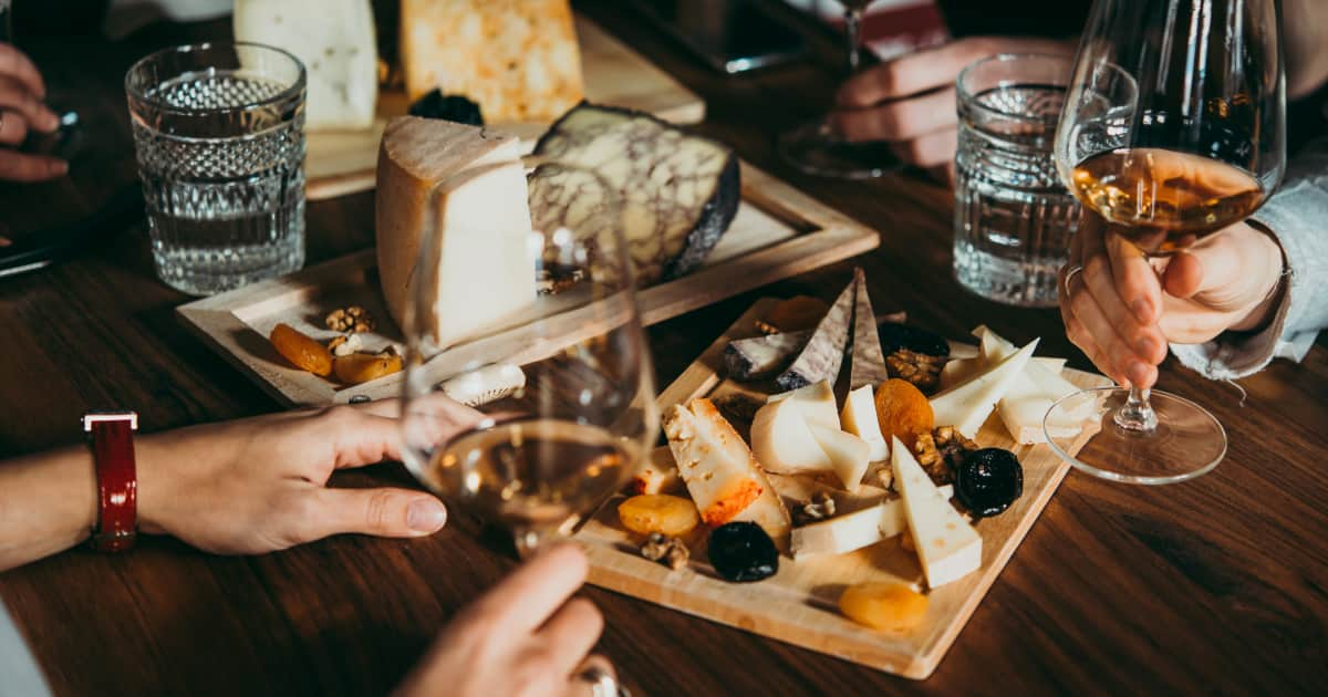 Accord vin & fromage - Fromager